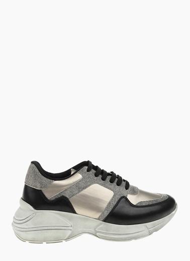 Divarese Sneakers Gümüş